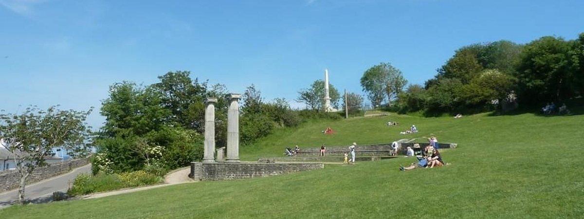 Prince Albert Memorial, Swanage, Dorset